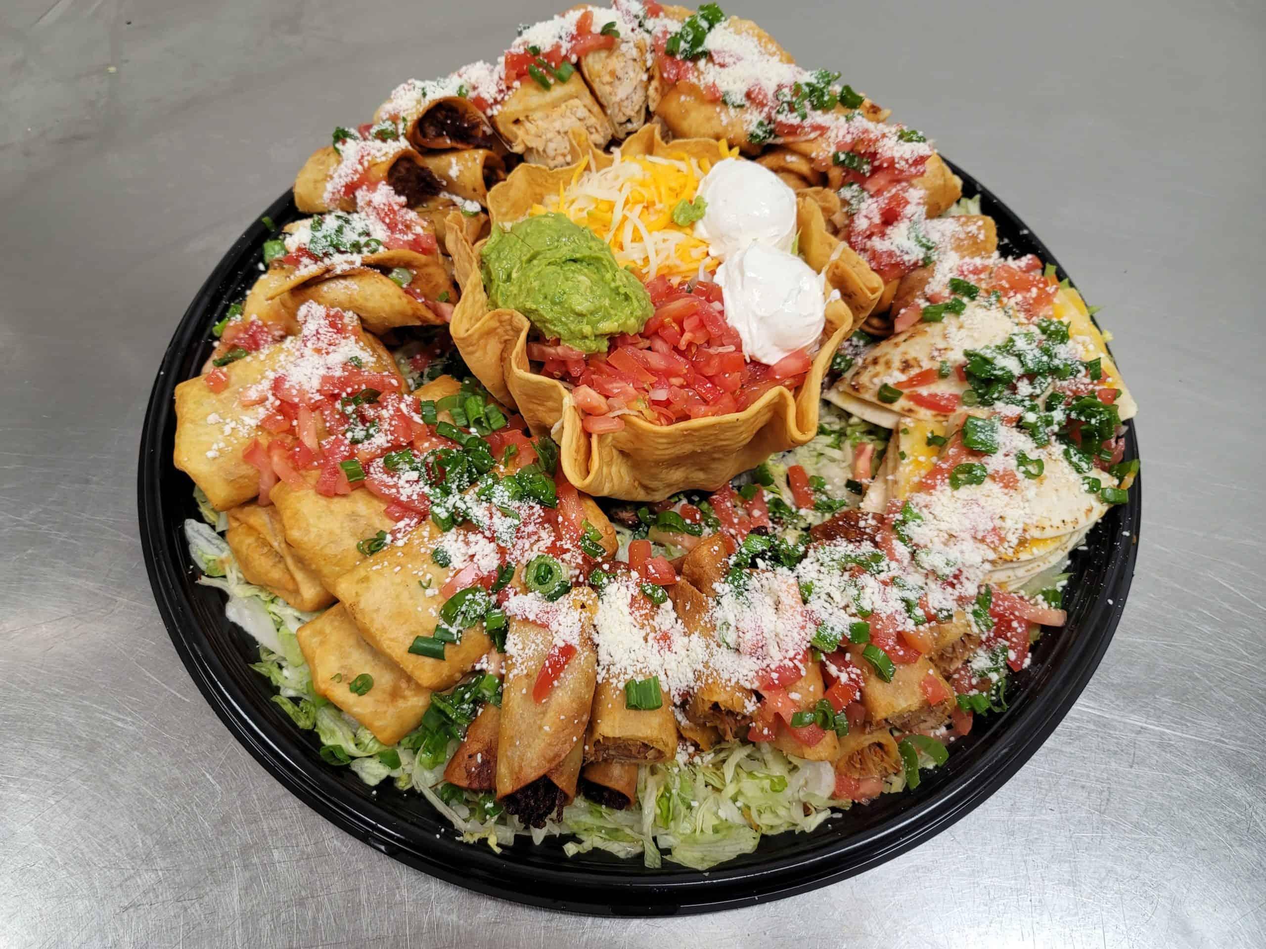 Fiesta Platter for 8